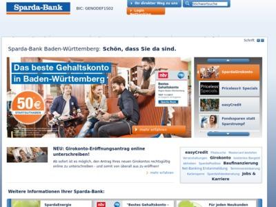 Sparda Bank Baden Wurttemberg Eg Firstfive