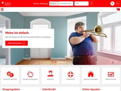 Sparkasse Kölnbonn Internet