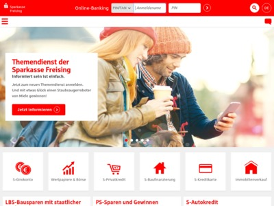 Sparkasse Freising Firstfive
